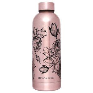 NWT! MyTagalongs Flora Stainless Insulated 16oz